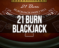 VIP 21 Burn Blackjack