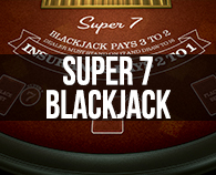 VIP Super 7 Blackjack